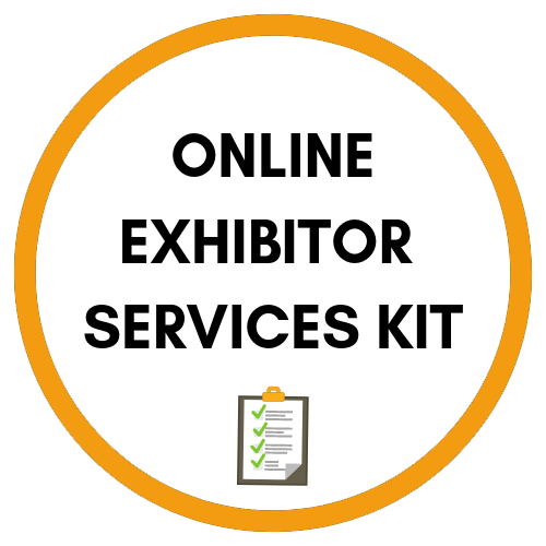 Online Exhibitor Services Kit