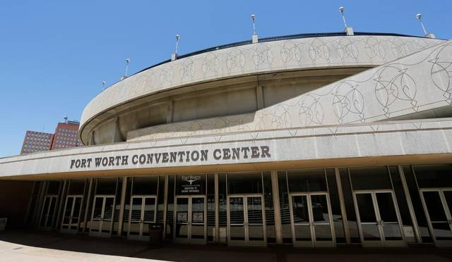 Fort worth Convention Center