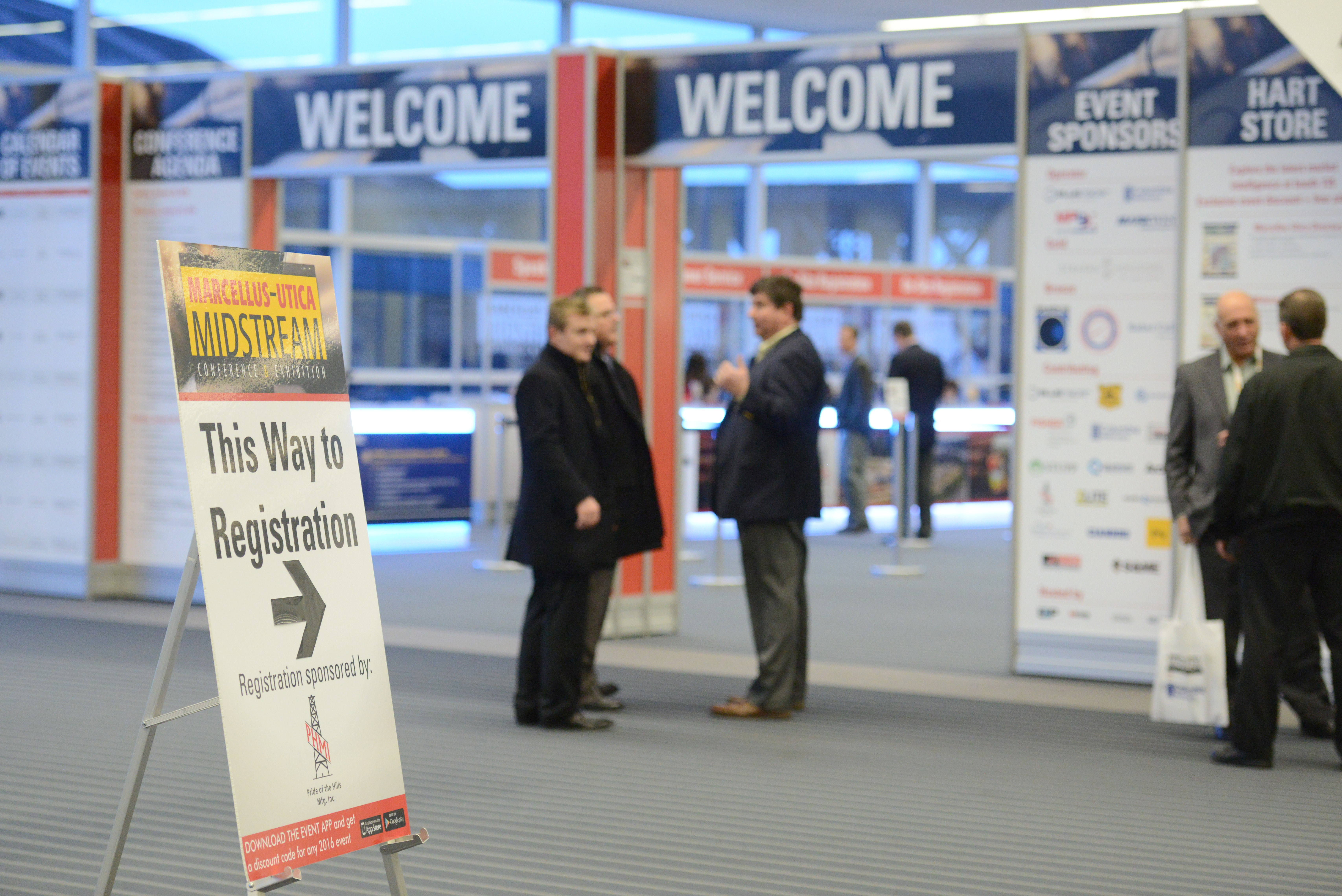 Marcellus-Utica MIDSTREAM conference and exhibition