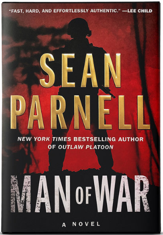 Man of War by Sean Parnell