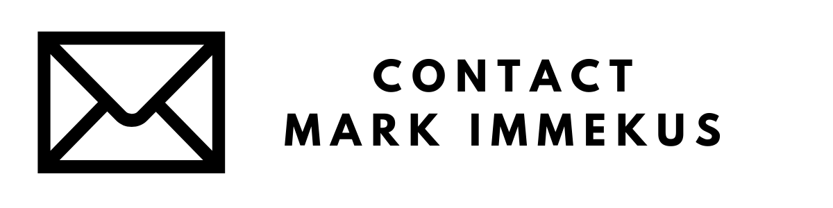 Contact Mark Immekus
