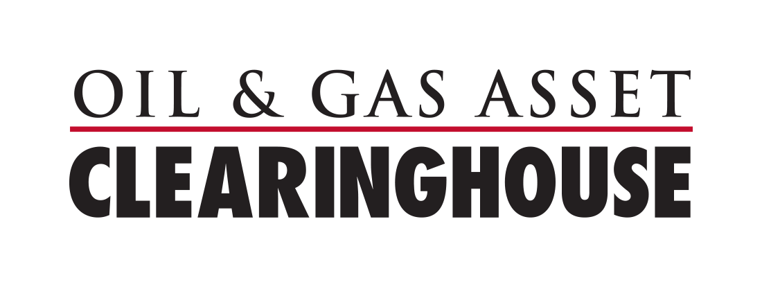 Oil & Gas Asset Clearinghouse