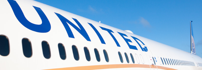 United Airlines Hart Energy Partnership